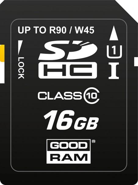 Устройство хранения данных, карта памяти GOODRAM SD UHS 1