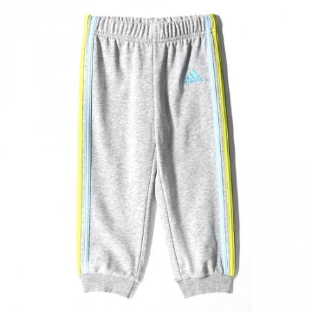 Детские спортивные брюки Adidas из натуральной ткани